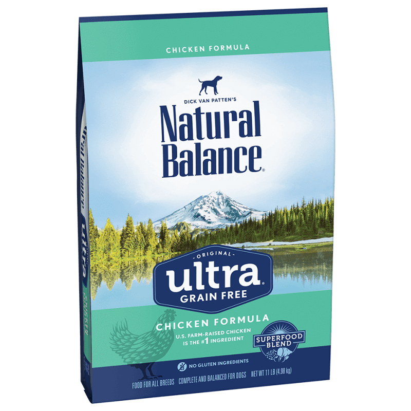 Natural Balance Dog Food Ultra Grain Free Chicken | Dog Food -  pet-max.myshopify.com
