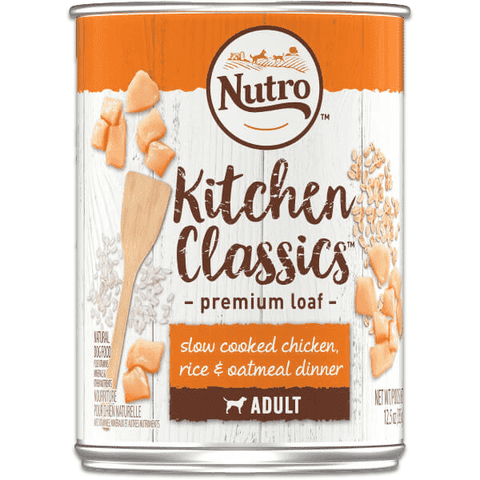Nutro Canned Dog Food Kitchen Classics Chicken & Rice
