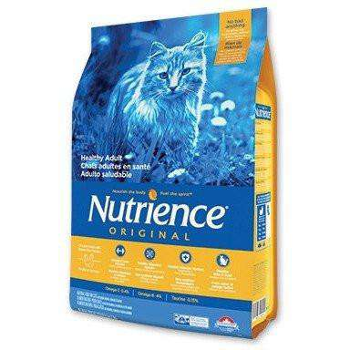 Nutrience Original Cat Food Adult Chicken & Rice, Dry Cat Food, Nutrience Pet Food - PetMax