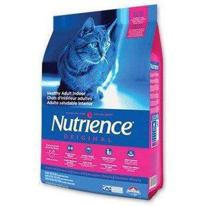 Nutrience Original Cat Food Indoor Chicken & Rice  Dry Cat Food - PetMax