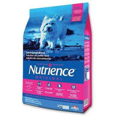 Nutrience Original Dog Food Small Breed Chicken & Rice | Dog Food -  pet-max.myshopify.com