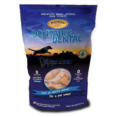 Oven Baked Dog Biscuits Dental, Dog Treats, Bio Biscuit Inc. - PetMax Canada