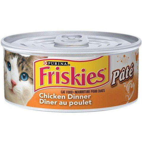 Friskies Canned Chicken Dinner, Canned Cat Food, Nestle Purina PetCare - PetMax