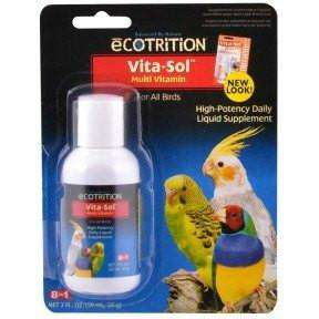 8 In 1 Vita-Sol Multi Vitamin For Birds, Bird Supplements, 8 in1 Pet Products, Inc. - PetMax