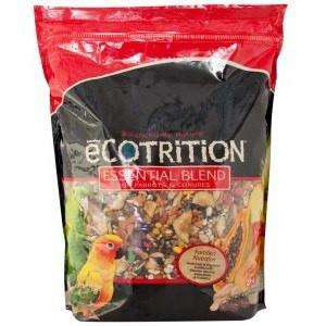8 In 1 Ecotrition Parrot Blend Diet, Bird Food, 8 in1 Pet Products, Inc. - PetMax Canada