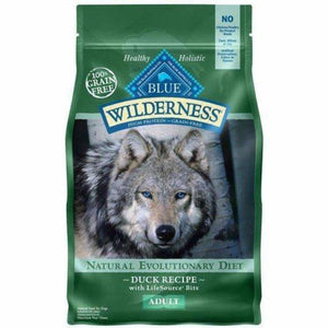 Blue Buffalo Wilderness Dog Food Duck Formula | Dog Food -  pet-max.myshopify.com