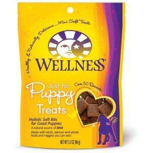 Wellness Just For Puppy Treat  Dog Treats - PetMax