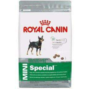 Royal Canin Dog Mini Special, Dog Food, Royal Canin Canada - PetMax Canada