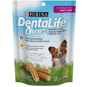 Purina Dentalife Small Dog Dental Chews, Dog Treats, Nestle Purina PetCare - PetMax Canada