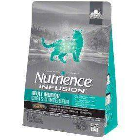 Nutrience Infusion Cat Food Indoor Adult Chicken | Dry Cat Food -  pet-max.myshopify.com