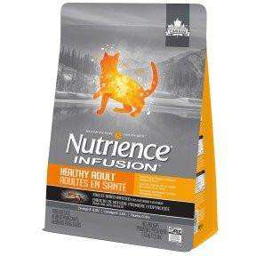 Nutrience Infusion Cat Food Adult Chicken  Dry Cat Food - PetMax