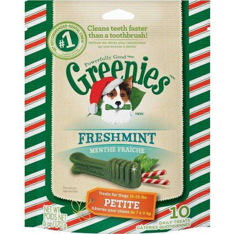 Greenies Freshmint Dental Treat