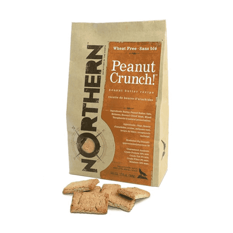 Northern Biscuits Peanut Crunch, Dog Treats, Northern Pet Products Inc. - PetMax Canada