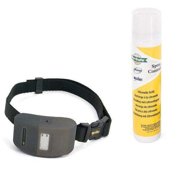 Petsafe Anti-Barking Spray Collar  Training Products - PetMax
