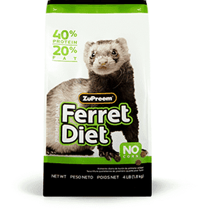 Zupreem Ferret Diet Small Animal Food Dry [variant_title] [option1] - PetMax.ca