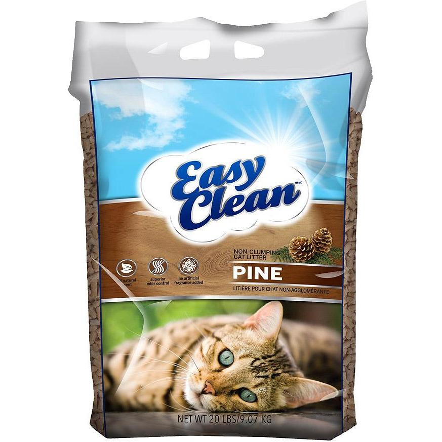 Easy Clean Pine Cat Litter  Cat Litter - PetMax