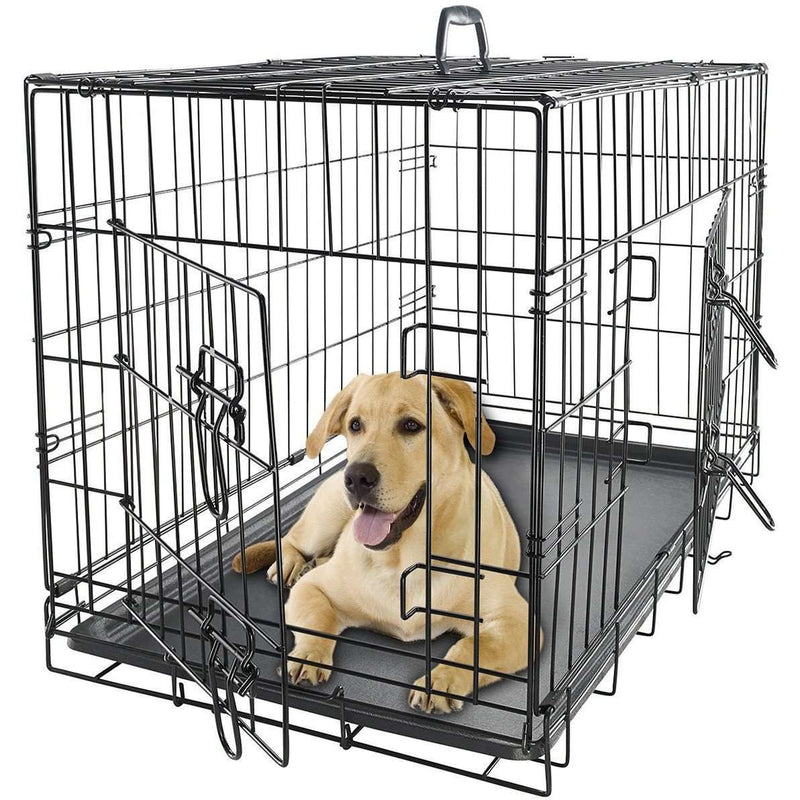 Tuff Crate Wire Kennel Cages and Kennels [variant_title] [option1] - PetMax.ca