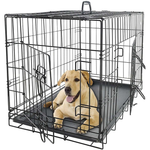Tuff Crate Wire Kennel, Cages and Kennels, Burgham Sales Ltd. - PetMax