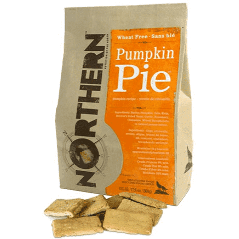Northern Biscuits Pumpkin Pie, Dog Treats, Northern Pet Products Inc. - PetMax Canada