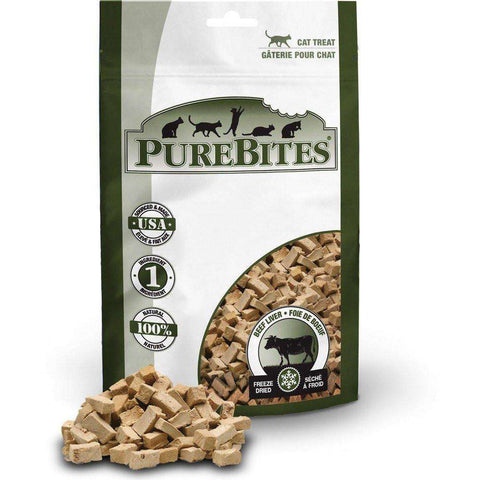Pure Bites Cat Treats Beef, Cat Treats, PureBites - PetMax
