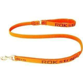 Rok Strap 3 In 1 Leash Safety Orange, Dog Leashes, ROKstraps Canada Inc. - PetMax