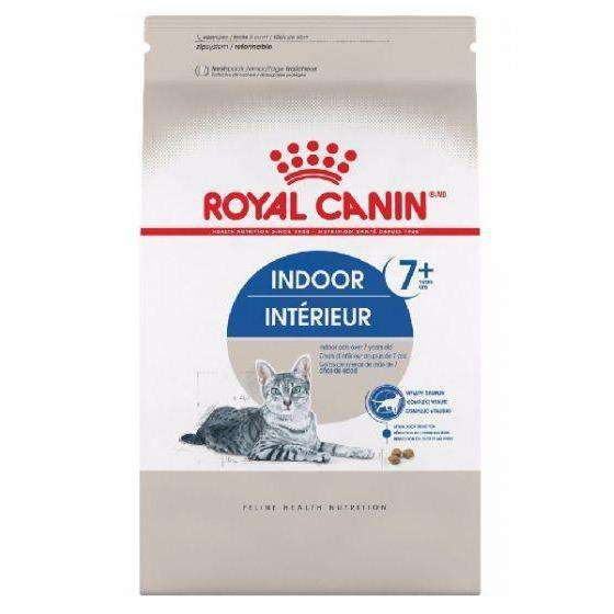 Royal Canin Cat Food Indoor Mature Adult 7+  Dry Cat Food - PetMax