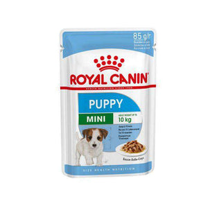 Royal Canin Wet Dog Food Pouch Small Puppy  Canned Dog Food - PetMax