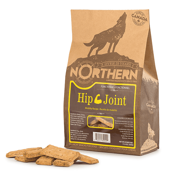 Northern Biscuit Biosnax Hip & Joint  Dog Treats - PetMax
