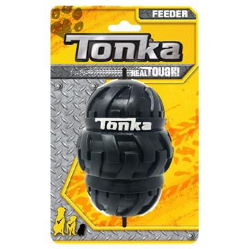 Tonka Dog Toy Tri-Stack Tread Feeder