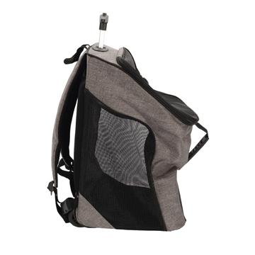 DogIt Explorer Soft 2 In 1 Wheeled Backpack | Cages And Kennels -  pet-max.myshopify.com