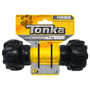 Tonka Dog Toy Axle Tread Feeder | Dog Toys -  pet-max.myshopify.com