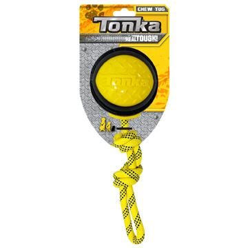 Tonka Dog Toy Diamond Clad Rope Ball | Dog Toys -  pet-max.myshopify.com