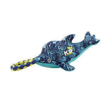 Zeus K9 Fitness Hydro Dolphin Dog Toys [variant_title] [option1] - PetMax.ca