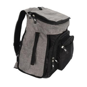 DogIt Explorer Soft Backpack Grey & Black | Cages And Kennels -  pet-max.myshopify.com