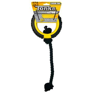 Tonka Dog Toy Mega Tread Rope Tug | Dog Toys -  pet-max.myshopify.com