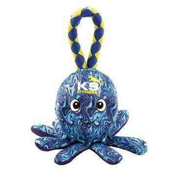 Zeus K9 Fitness Hydro Octopus Dog Toys [variant_title] [option1] - PetMax.ca