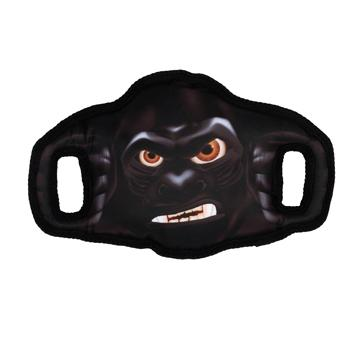 Zeus Growlers Gorilla Dog Toy