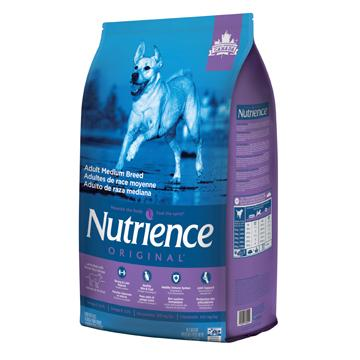 Nutrience Original Adult Medium Breed Lamb Meal with Brown Rice Recipe  Dog Food - PetMax