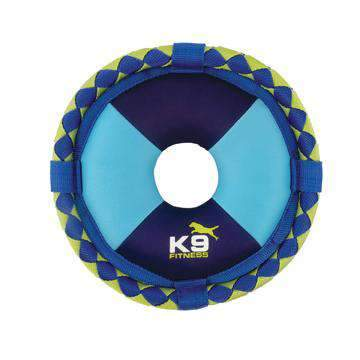 Zeus K9 Fitness Hydro Woven Flyer Dog Toys [variant_title] [option1] - PetMax.ca