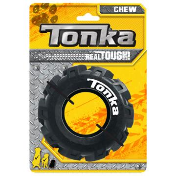 Tonka Dog Toy Seismic Tread Tire | Dog Toys -  pet-max.myshopify.com