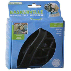 Baskerville Ultra Muzzle Training Products [variant_title] [option1] - PetMax.ca