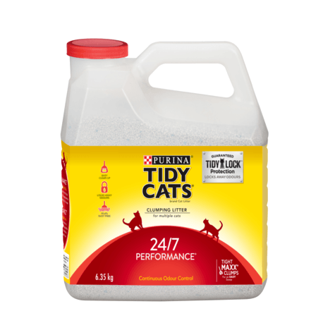 Tidy Cat Lightweight Clumping Litter 24/7 Performance [variant_title] [option1] | Cat Litter Tidy Cat -  pet-max.myshopify.com