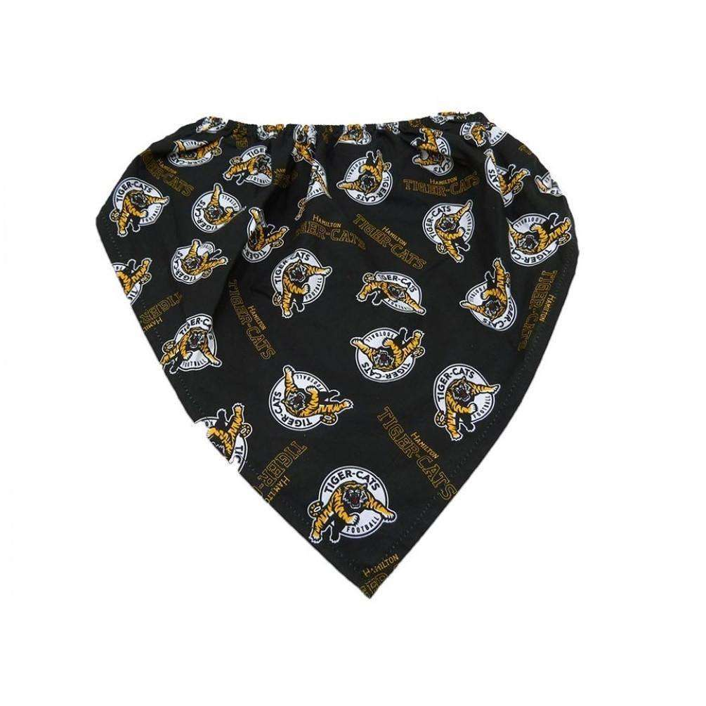 CFL Pet Bandana Hamilton Tiger Cats | Dog Clothing -  pet-max.myshopify.com