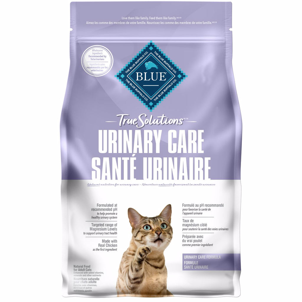 Blue True Solutions Cat Food Urinary Care [variant_title] [option1] | Dry Cat Food Blue Buffalo -  PetMax.ca