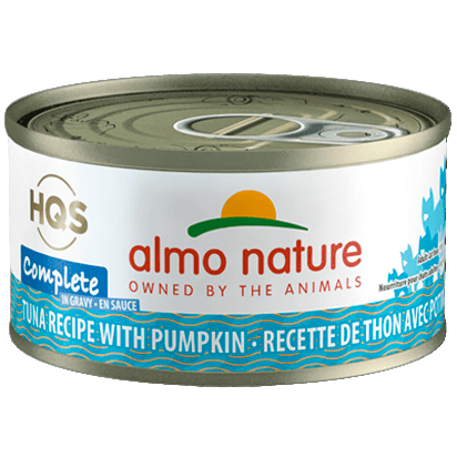 Almo Nature Complete Tuna With Pumpkin  Canned Cat Food - PetMax