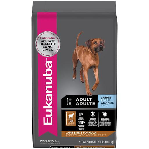 Eukanuba Dog Food Large Breed Lamb And Rice  Dog Food - PetMax