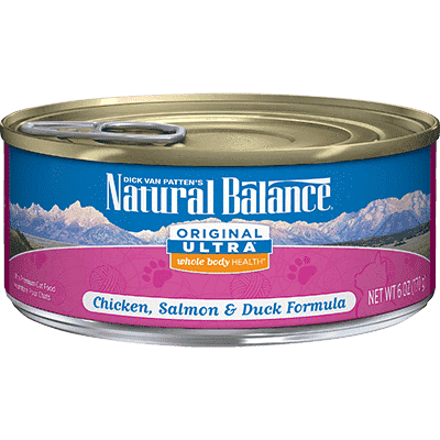 Natural Balance Canned Cat Food Ultra Premium, Canned Cat Food, Natural Balance - PetMax Canada