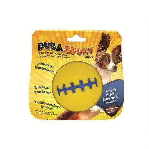 Dura Sport Ball With Squeaker, Dog Toys, Rolf C Hagen Inc. - PetMax Canada