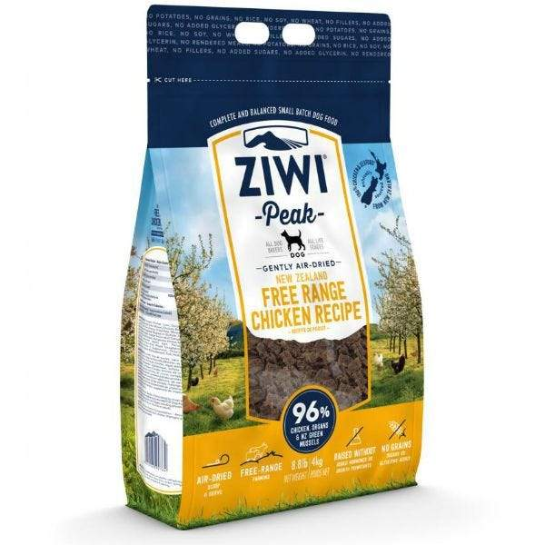 Ziwi Peak Air Dried Chicken Dog Food  Dog Food - PetMax
