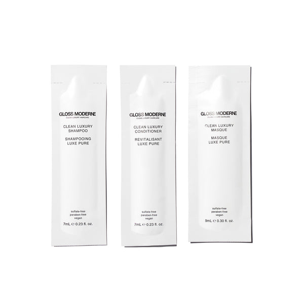 Clean Luxury Discovery Set 3-pack